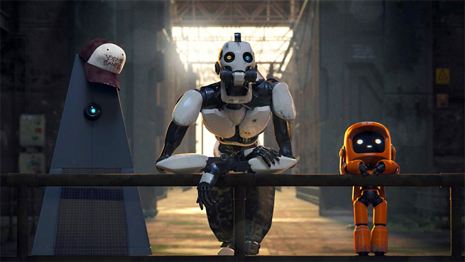 Love, Death & Robots, la série animée de 2019
