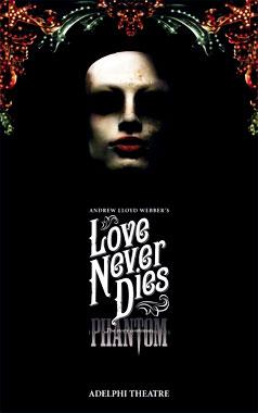 Love Never Dies, la comédie musicale de 2010