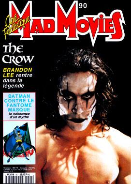 Mad Movies, le numéro 90 de juillet 1994