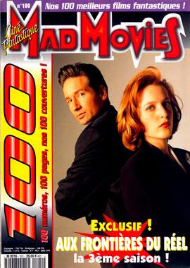 Mad Movies, le numéro 100 de mars 1996
