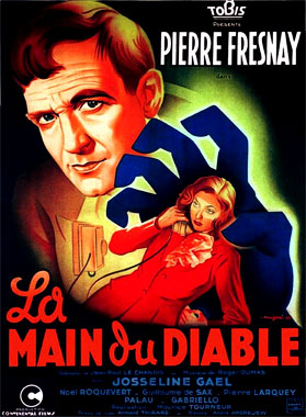 La main du Diable, le film de 1943