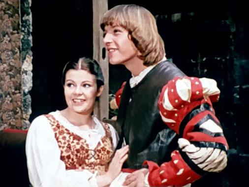 La main enchantée, le téléfilm de 1974