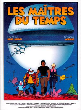 Les maîtres du temps, le film animé de 1982