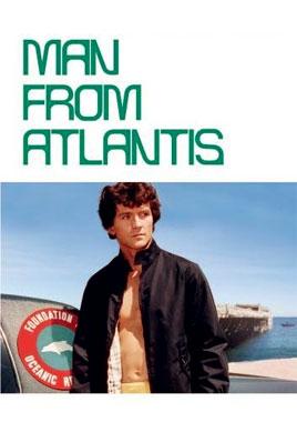 L'homme de l'Atlantide, la série de 1977