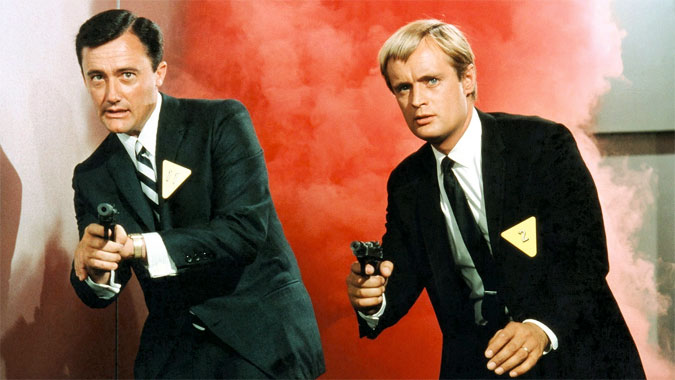 Des agents très spéciaux, la série de 1964