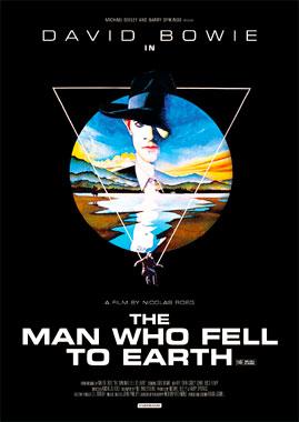 L'homme qui venait d'ailleurs, le film de 1977