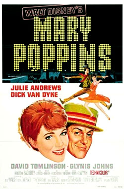 Mary Poppins, le film de 1964