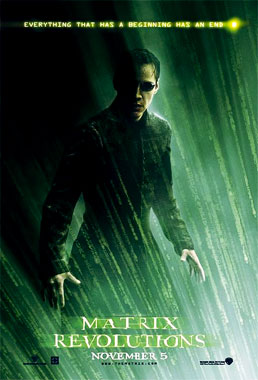 Matrix 3: Revolutions, le film de 2003