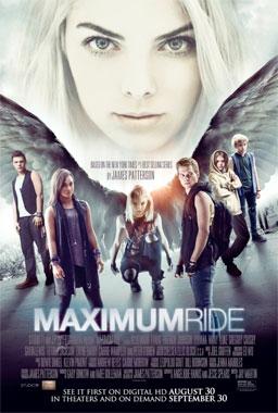 Maximum Ride, le film de 2016
