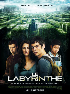 Le labyrinthe 2014 poster