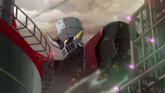 Mazinger Z Infini / Goldorak, le film animé de 2017