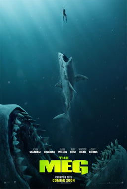 The Meg / En eaux troubles, le film de 2018