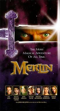 Merlin, la mini-série de 1998