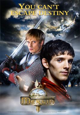 Merlin, la série télévisée de 2008
