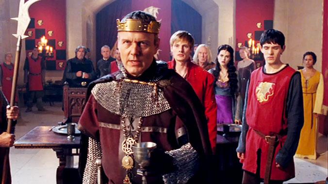 Merlin S01E04: La Vengeance de Nimueh (2008)