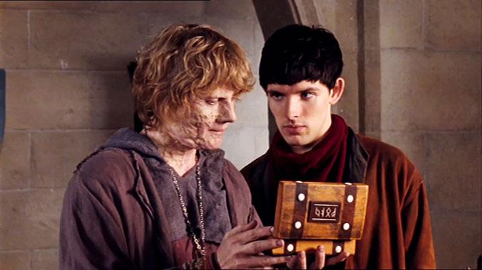 Merlin S01E06: Le Remède à tous les maux (2008)