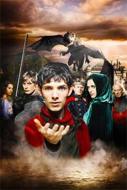 Merlin, la saison 2 de 2009 de la série télévisée de 2008