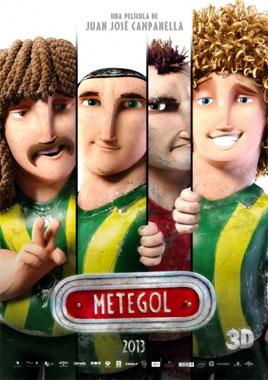 Metegol, le film animé de 2013