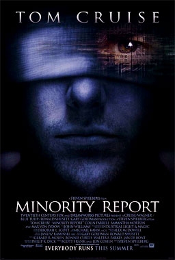 Minority Report, le film de 2002