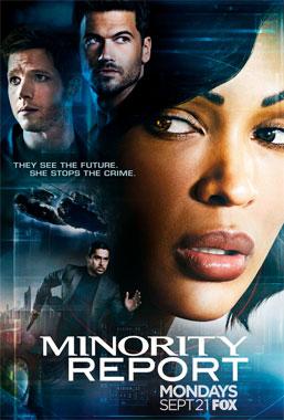 Minority Report, la série télévisée de 2015