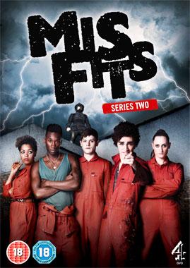 Misfists, la saison 2 de 2010 de la série télévisée de 2009