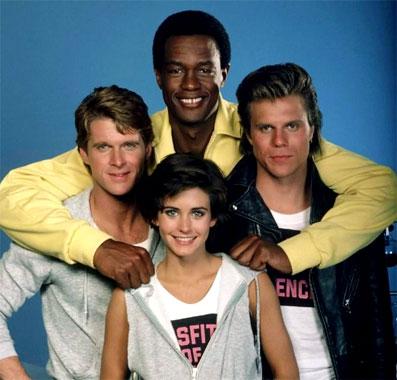 Superminds, la série télévisée de 1985