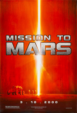 Mission To Mars, le film de 2000