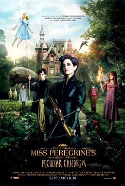 Miss Peregrine et les enfants particuliers, le film de 2016