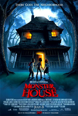 Monster House, le film animé de 2006