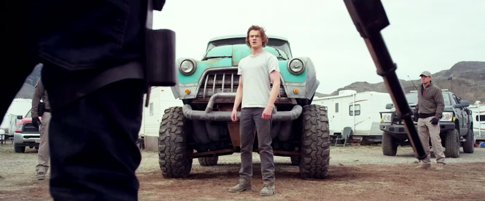 Monster Trucks, le film de 2017