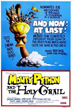 Monty Python: Sacré Graal, le film de 1975