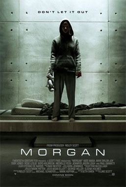 Morgan, le film de 2016