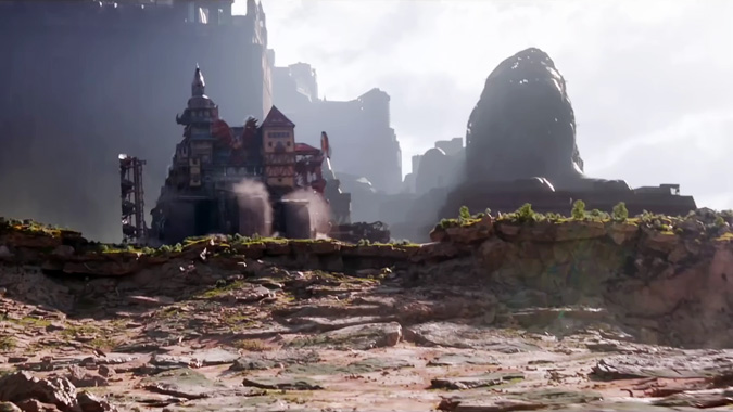 Mortal Engines, le film de 2018