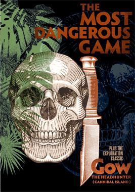 Les chasses du comte Zaroff (1932) le blu-ray américain de 2012