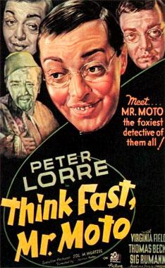 L'énigmatique M. Moto, le film de 1937