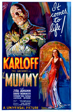 The Mummy, le film de 1932