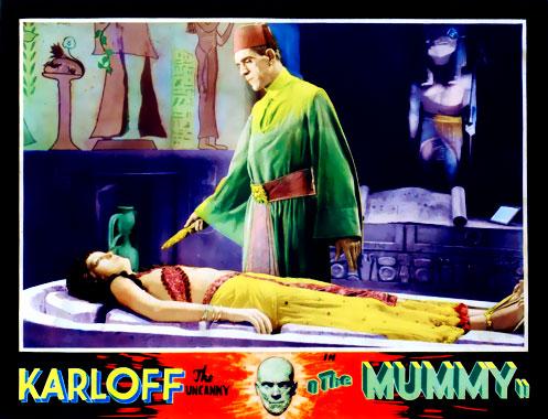 La momie (1932) photo