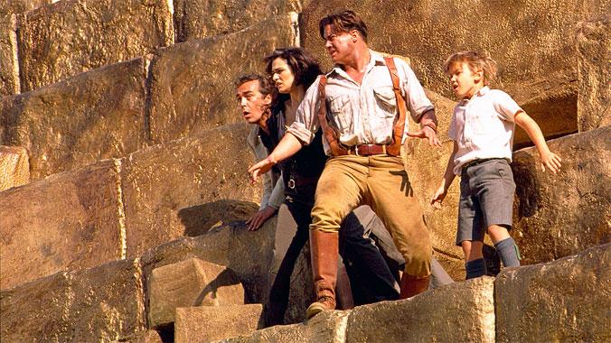 Le retour de la momie, le film de 2001