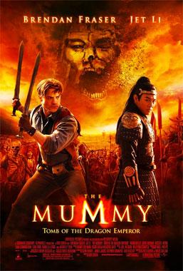 La Momie 3: la Tombe de l'Empereur Dragon, le film de 2008