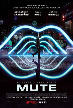Mute, le film de 2018