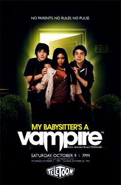 Ma Baby-Sitter est un vampire, le téléfilm de 2010