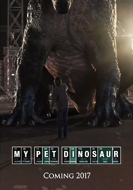 My Pet Dinosaur, le film de 2017