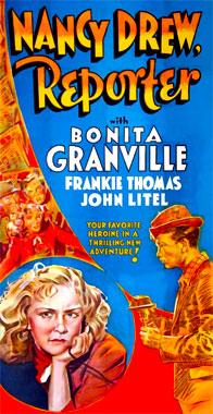 Alice (Nancy Drew), le serial de 1938