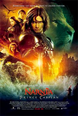 Le monde de Narnia 2: Le Prince Caspian, le film de 2008