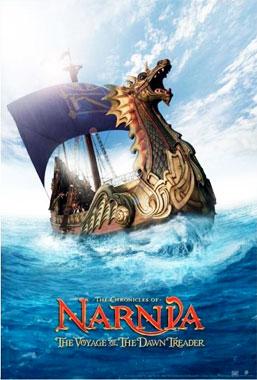 Le monde de Narnia 3: L'odyssée du Passeur d'Aurore, le film de 2010