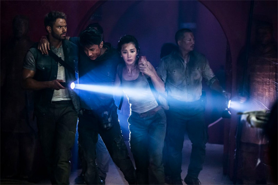 Guardians of The Tomb (Nest 3D), le film de 2018