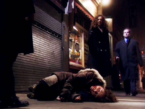 Neverwhere S01E01: Porte (1996)