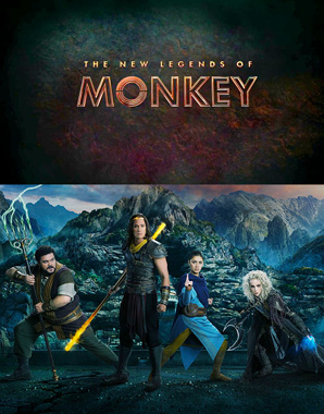 New Legends of The Monkey, la série télévisée de 2018