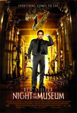 La nuit au musée, le film de 2006