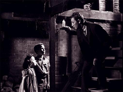 La nuit du chasseur, le film de 1955